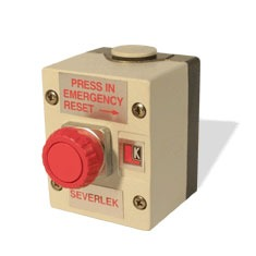 Landon Kingsway Severlek Emergency Button available at MWA Technology