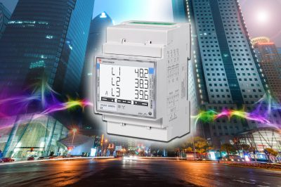 Carlo Gavazzi EM330 Three Phase Electricity Meter available at MWA Technology