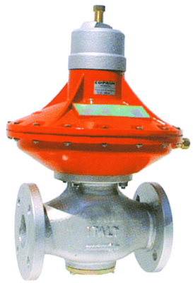 Coprim Gas Regulators available at MWA Technology