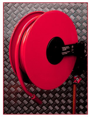 Delta Fire Hose Reels and Fire hoses and Nozzles available at MWA Technology